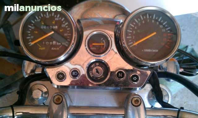 MOTO 250 HYOSUNG - foto 1