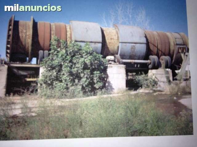 TROMER DE 16 M.  LARGO X 3, 50 M. DIAMETRO - foto 1