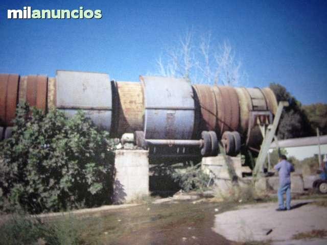 TROMER DE 16 M.  LARGO X 3, 50 M. DIAMETRO - foto 2