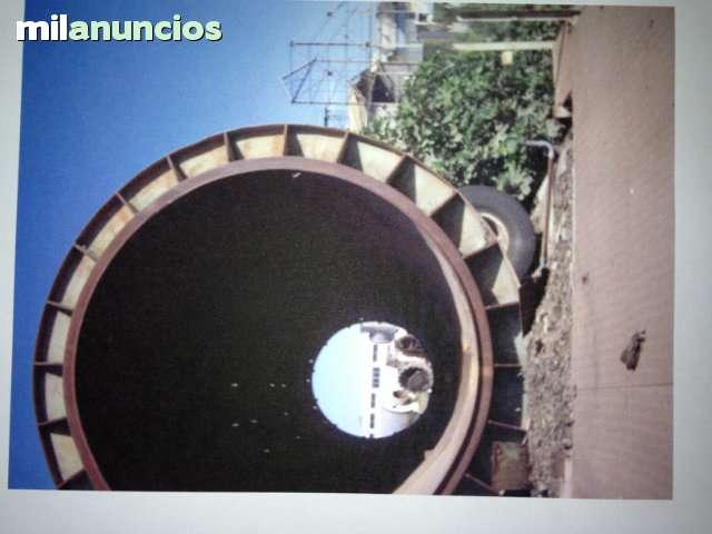 TROMER DE 16 M.  LARGO X 3, 50 M. DIAMETRO - foto 7