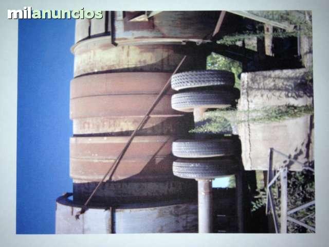 TROMER DE 16 M.  LARGO X 3, 50 M. DIAMETRO - foto 8