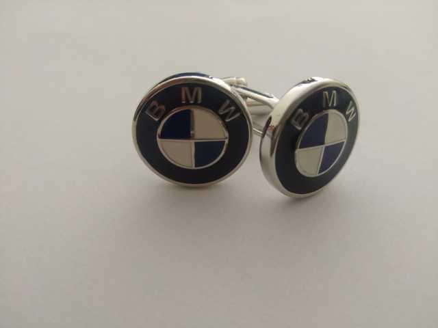 GEMELOS BMW PARA CAMISA NUEVOS - foto 1