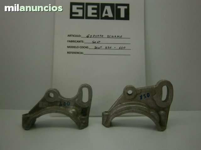 SOPORTE DINAMO SEAT 600, SEAT 850 - foto 1