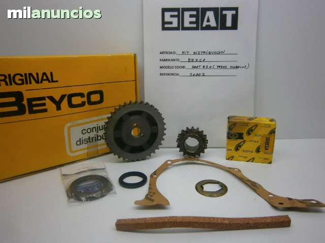 KIT DISTRIBUCION SEAT 850 - foto 1