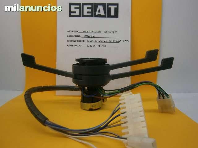 MANDO LUCES SEAT RITMO 65-75 - foto 1