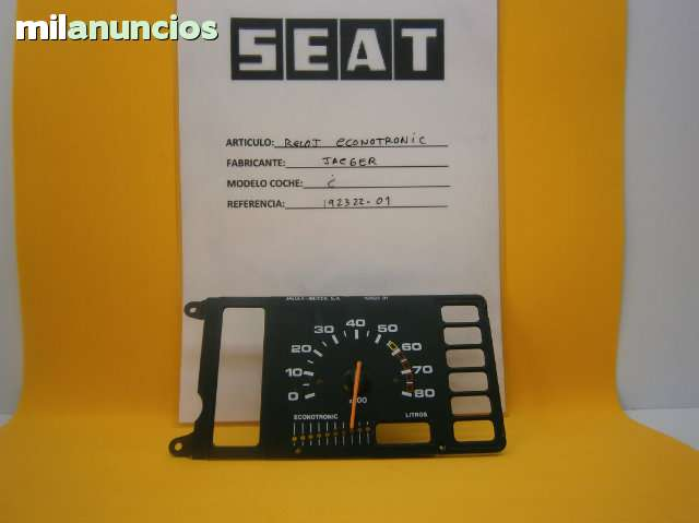 ECONOTRONIC SEAT RONDA CLX - foto 1