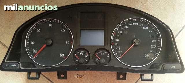 VENDO CUENTA KM VW GOLF V  2. 0 TDI140 - foto 1