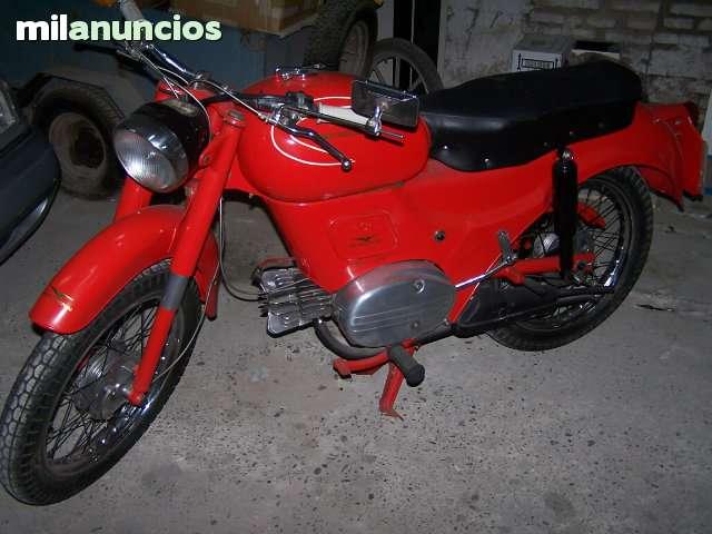 GUZZI HISPANIA - LARIOS 110CC - foto 1