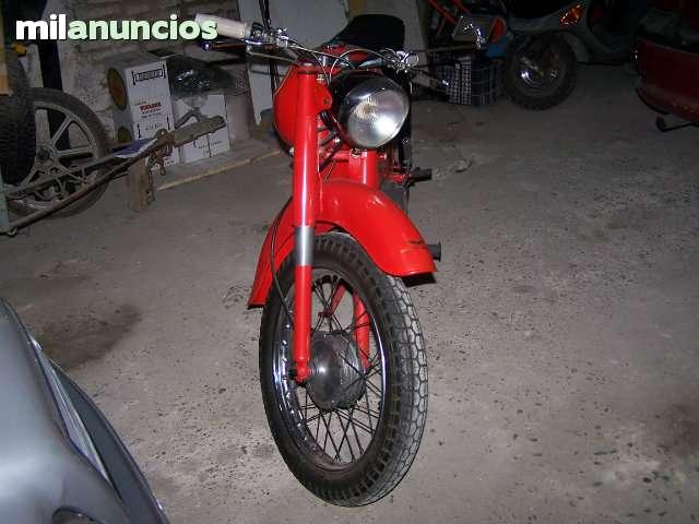 GUZZI HISPANIA - LARIOS 110CC - foto 2