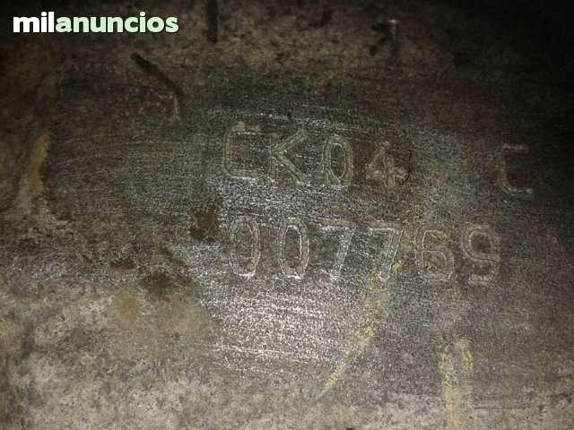 CAJA CAMBIOS CK04 ; 2CK13 PEUGEOT 605 TD - foto 3