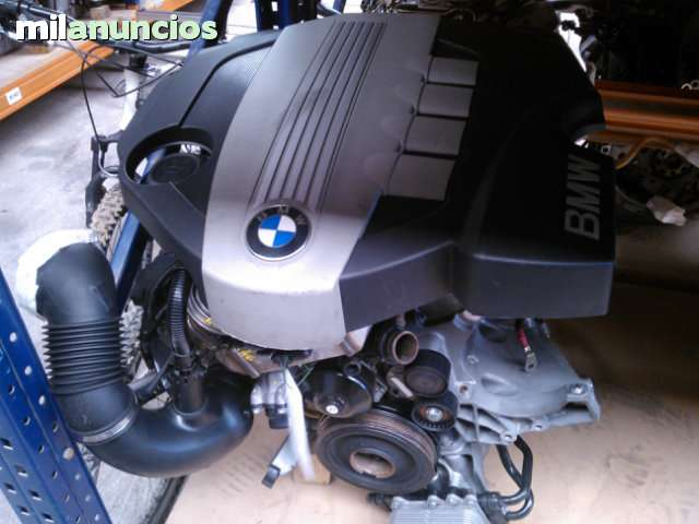 MOTOR BMW 520D E60 N42D20A 2008 - foto 3