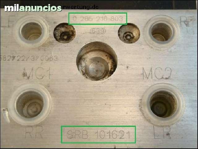 MODULO ABS MG ZR 160CV 0265216803 - foto 2