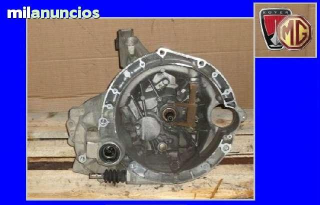 CAJA DE CAMBIOS MANUAL MG ZR 160CV - foto 1