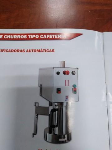 DOSIFICADORA DE CHURROS AUTOMÁTICA - foto 1