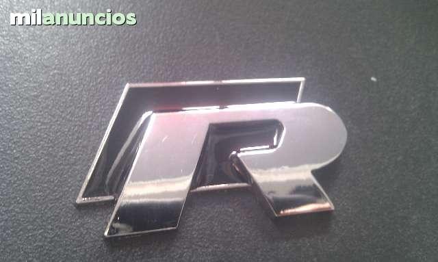 EMBLEMAS R Y R LINE EN ROJO Y EN NEGRO - foto 3