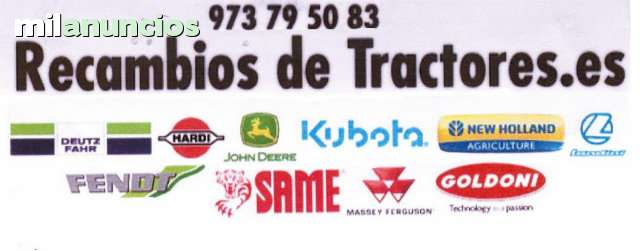 TALLERES DIESEL - RECAMBIOS DE TRACTORES - foto 1