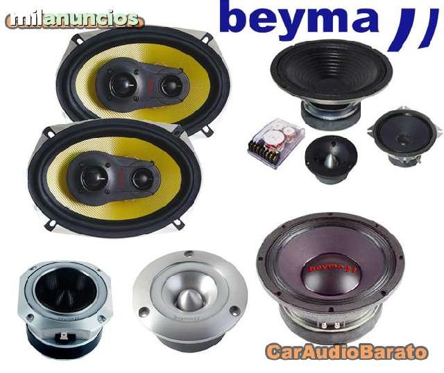 BEYMA CAR AUDIO - LOS MEJORES PRECIOS - foto 1