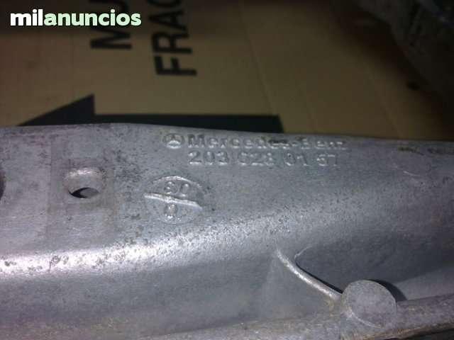 CUNA Y TECHO DE CRISTAL MERCEDES W203 - foto 8