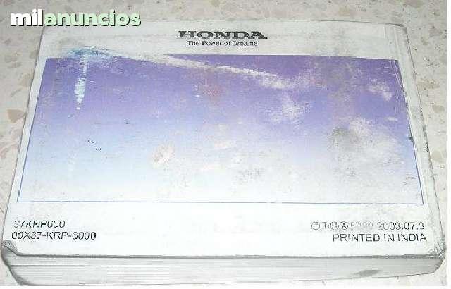 MANUAL PROPIETARIO HONDA LEAD 100 - foto 2