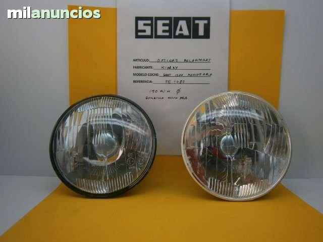 OPTICAS SEAT 1500 MONOFARO - foto 1