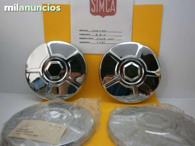 TAPACUBOS SIMCA 1200 - foto 1
