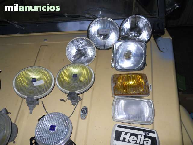 PILOTOS TULIPAS FAROS SEAT VIEJOS - foto 3
