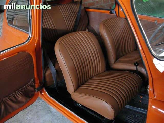 SEAT 600 TAPIZADOS ASIENTOS,  PUERTAS . . .  - foto 4