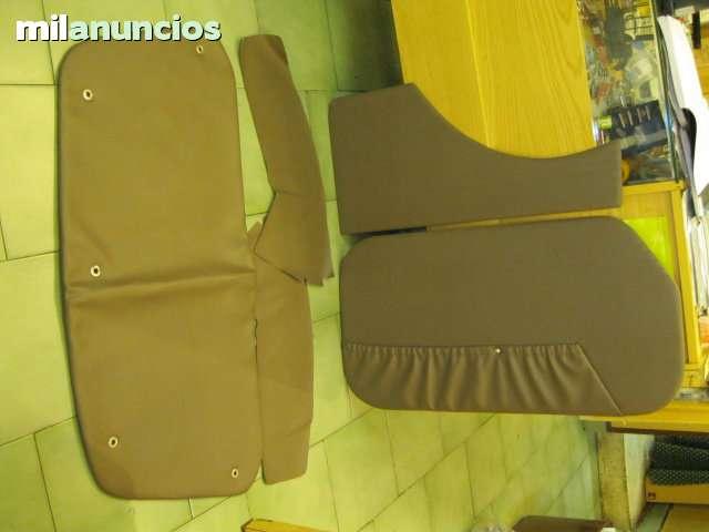 SEAT 600 TAPIZADOS ASIENTOS,  PUERTAS . . .  - foto 7