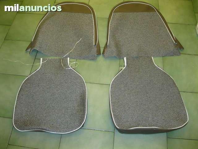 SEAT 600 TAPIZADOS ASIENTOS,  PUERTAS . . .  - foto 8