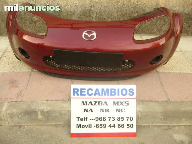 PARAGOLPES DELANTERO MAZDA MX5 NC - foto 1