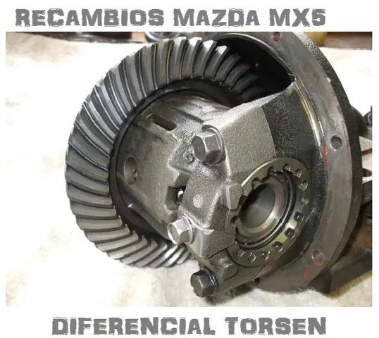 GRUPO DIFERENCIAL MAZDA MX5 MODELO NC - foto 1