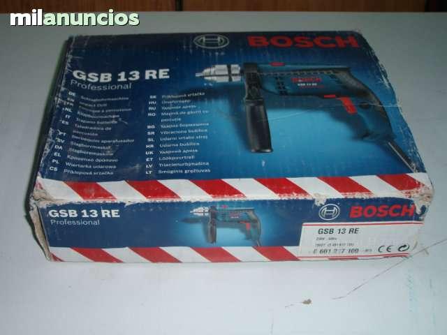 Taladro Bosch Profesional