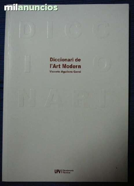 DICCIONARI DE L ART MODERN - foto 2