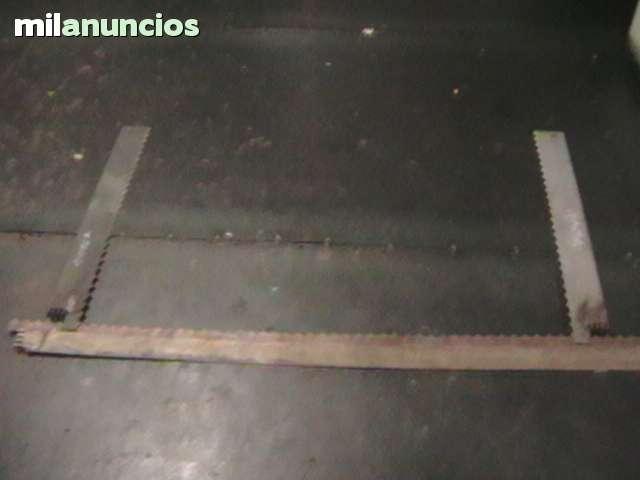 CUCHILLAS DESENSILADORAS - foto 1