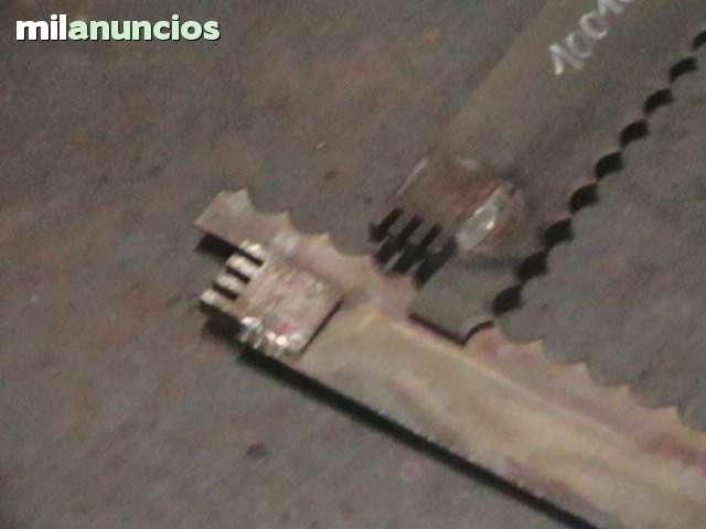CUCHILLAS DESENSILADORAS - foto 2