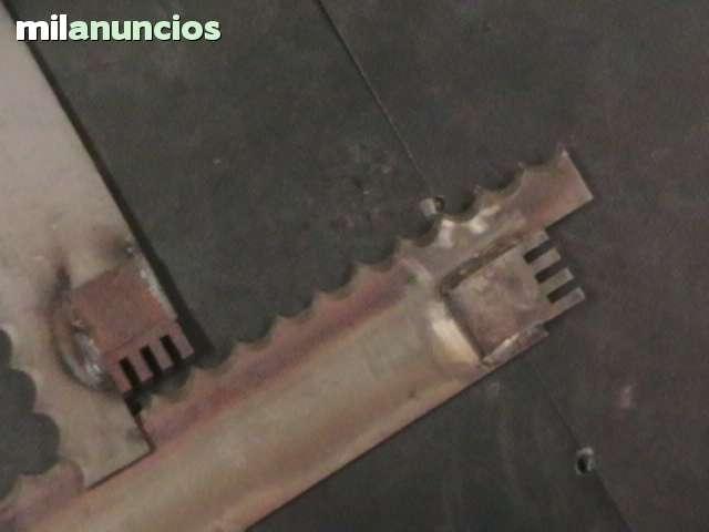 CUCHILLAS DESENSILADORAS - foto 3