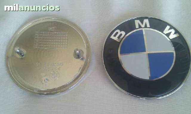 EMBLEMA BMW FRONTAL ORIGINAL NUEVO - foto 2