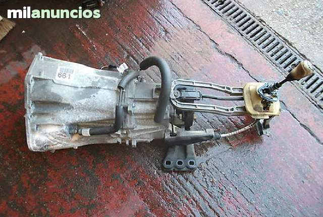 CAJA DE CAMBIOS 6V MERCEDES W211 220 - foto 2