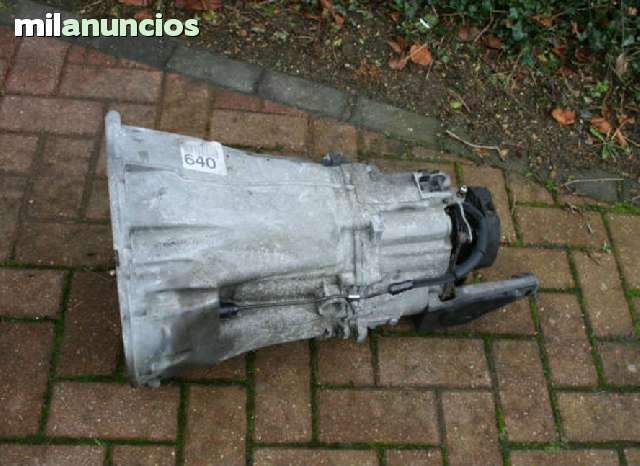 CAJA DE CAMBIOS 6V MERCEDES W211 220 - foto 3