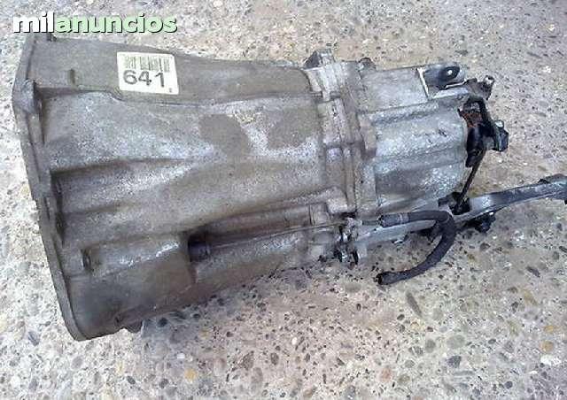 CAJA DE CAMBIOS 6V MERCEDES W211 220 - foto 4