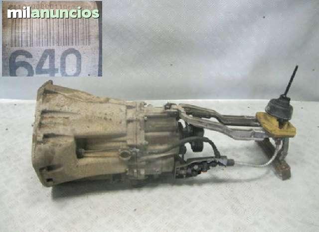 CAJA DE CAMBIOS 6V MERCEDES W211 220 - foto 6