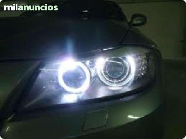 OJOS DE ANGEL 120W PARA BMW BLANCO HIELO - foto 8