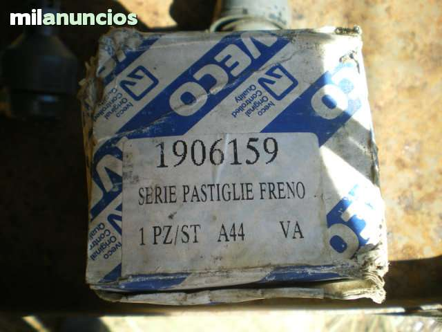 PASTILLAS DE FRENO PARA CAMION IVECO - foto 4