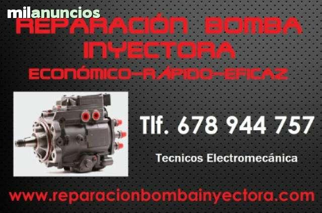 REPARACIÓN BOMBA INYECCIÓN - foto 1