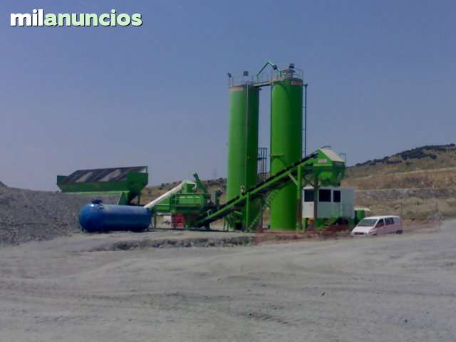 PLANTA DE SUELO CEMENTO INTRAME GC 600 - foto 1