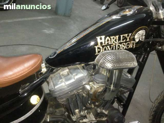 HARLEY DAVIDSON - XLH 53 C VENDIDA!! - foto 5