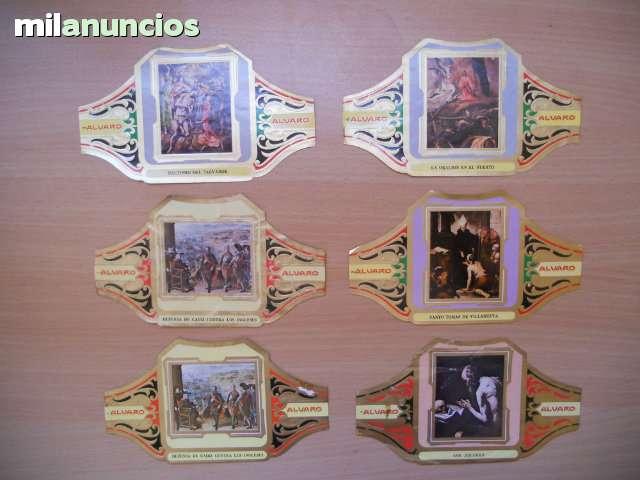 22 VITOLAS SERIE CUADROS DE PINTORES - foto 1
