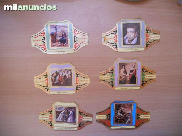 22 VITOLAS SERIE CUADROS DE PINTORES - foto 2