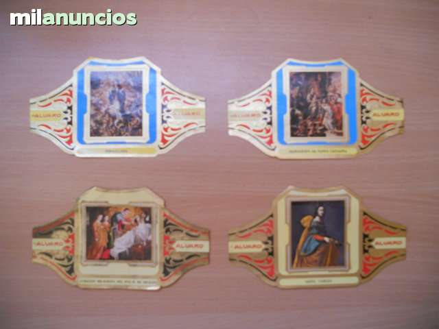 22 VITOLAS SERIE CUADROS DE PINTORES - foto 3