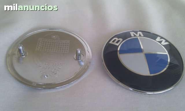 EMBLEMA  BMW FRONTAL NUEVO, ORIGINAL - foto 2